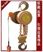 防爆链条电动葫芦 50吨防爆电动葫芦 操作简单