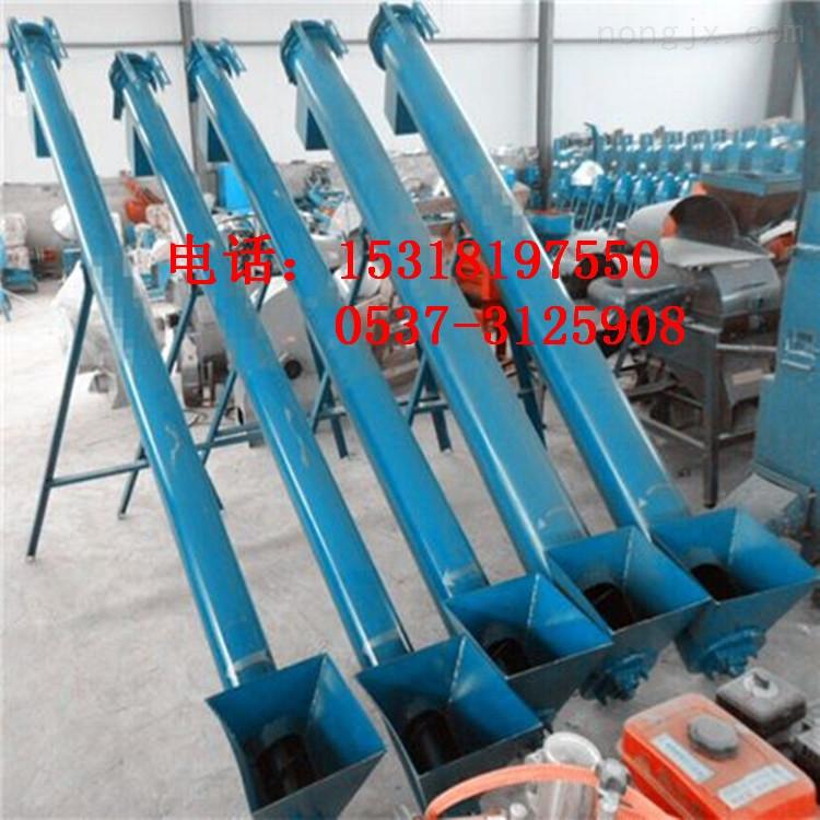 TL108-攀枝花螺旋提升機 粉末顆粒提升機 圓管物料提升機 Y7劉