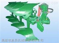 1LF-430翻转犁铧式犁配套60-80马力拖拉机耕地犁翻土犁液压犁