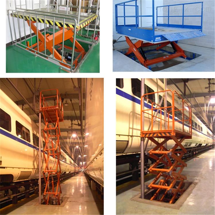 伊春專業定制 工廠液壓式貨物提升機 舉升升降平台