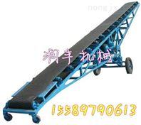 倾角传送皮带机规格 移动带式输送机