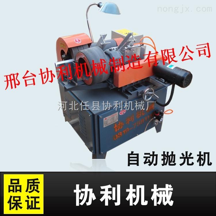 供应精密抛光机/全自动抛光机/钢管抛光机