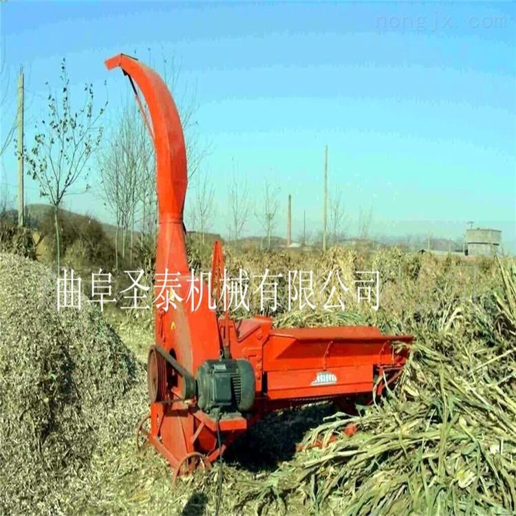 鲜玉米秸秆铡草机,稻草铡草机