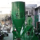 9SP-1立式粉碎搅拌机价格 养殖饲料混合机