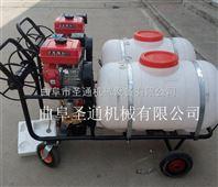 汽油式大功率农用灭虫打药机 移动式稻田打药机