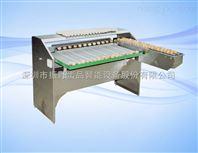 深圳振野畅销国内外小型自动304不锈钢蛋品分级机