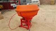 辰阳牌大容量塑料桶抛肥机 农业播种撒肥机 大面积 高效播种作业