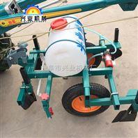 播种打药起拢覆膜机 玉米播种施肥喷药覆膜机 施肥喷药覆膜机