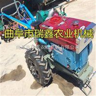 15马拖拉机带旋耕机 13大马力手扶拖拉机 松土机