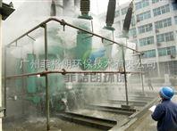 焦化厂喷雾除尘工程技术/专业设计喷雾降尘系统厂家