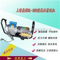 正品上海熊猫QL-280便携式家用清洗高压冲洗机