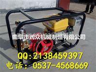 大型高压喷雾器 大容量汽油手推式喷雾器