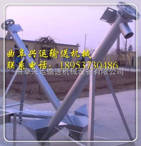 可分节螺杆送料机,密封性好管式加料机