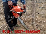 树苗专用移苗机 带土球挖树机 汽油链条挖树机