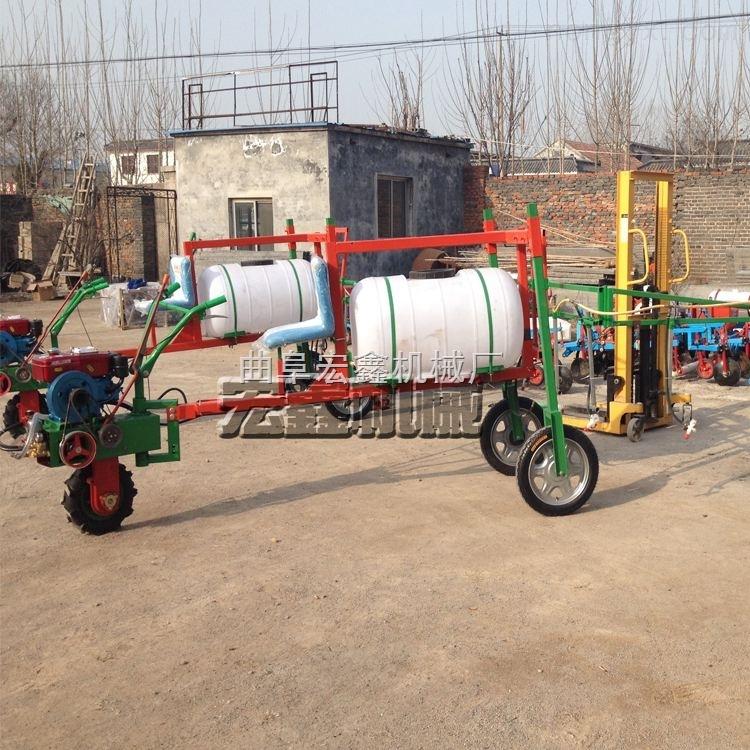 HX-ZP-  大型打药机小型打药车新款上市自走式玉米小麦三轮喷药机