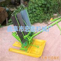 手摇式水稻插秧机 两行水稻插秧机 手摇式插秧机生产厂家
