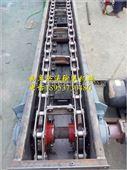 炉渣用刮板式输送机  双板链刮板机