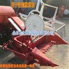 小型小麦收割机价格 小麦收获脱粒装袋一体机 小麦联合收割机