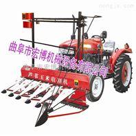 4GK100型割捆机 稻麦收割打捆一体机 手扶式割捆机