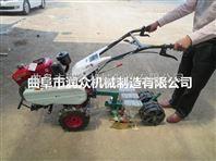 可调多功能农民助手手推式蔬菜播种机