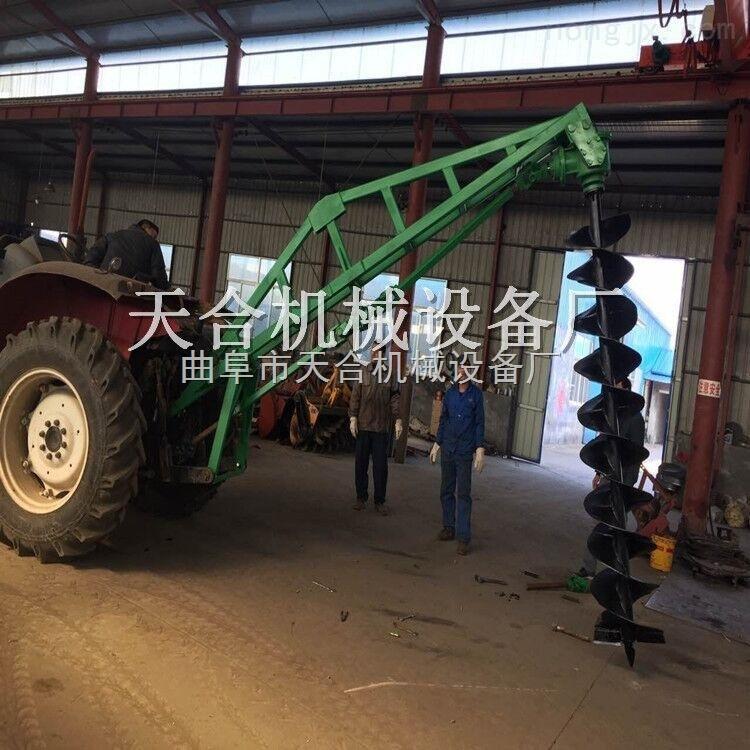 液压打桩机 地基打桩挖坑机 小型地基打桩机 光伏打桩机