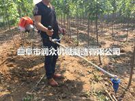 烟苗种植打眼机 烟田地钻机 蔬菜打孔机