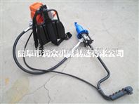小型汽油大马力种植机 耐用型汽油种植烟钻 烟田打孔机
