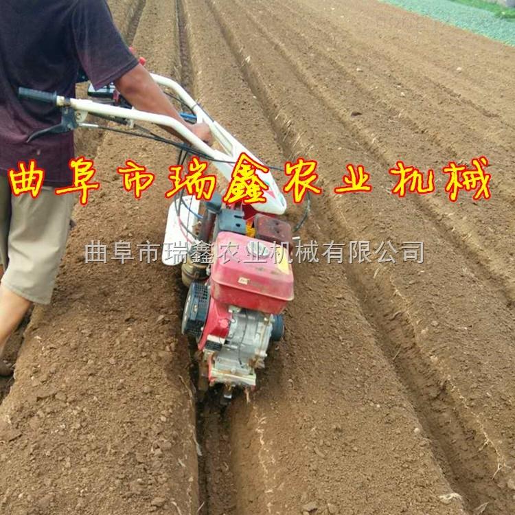 地瓜开沟培土机,红薯开沟培土机
