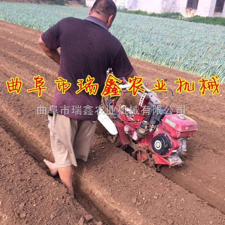 多功能开沟机 沙土地中耕除草机 农用开沟培土机