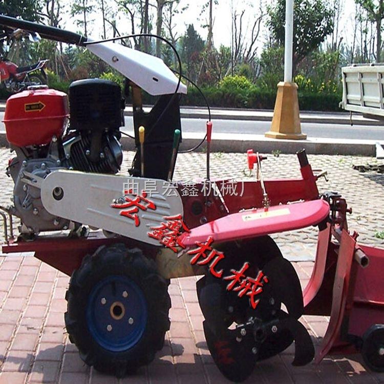 柴油開溝培土機 土豆開溝培土機價格_馬鈴薯開溝培土機型號