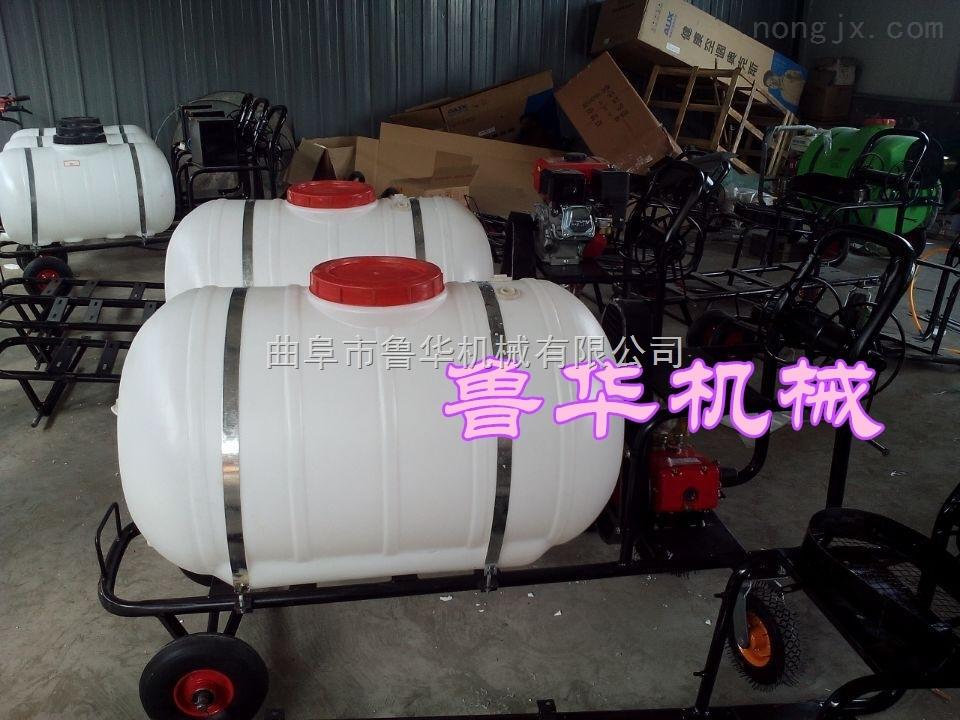 汽油动力三轮车打药机 自走式高杆喷雾机 果园打药机
