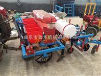 专业生产起垄喷药覆膜机 四轮车带播种覆膜机 喷药覆膜机
