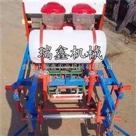 除草打药覆膜机 多功能起垄施肥覆膜机 供应花生喷药地膜覆盖机