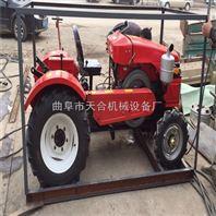 大棚王拖拉多少钱一台 低矮大棚耕整拖拉机 四轮拖拉机农用微耕机