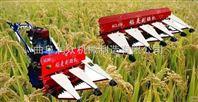 收获割晒机 多功能小型稻麦收割机 拖拉机带割晒机