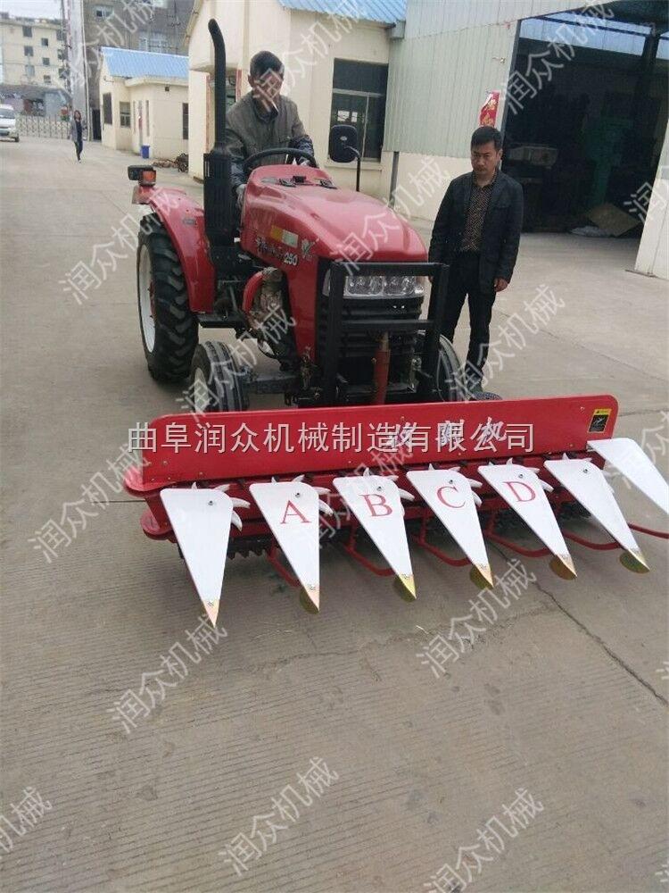 手扶自走式割晒机 农场牧草收获机视频 全自动小麦收割机