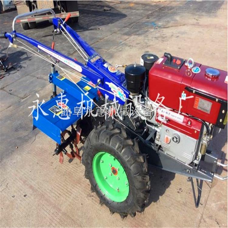 手扶式柴油微耕机厂家,大棚旋耕机使用视频,101手扶旋耕机