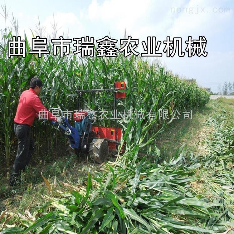 zui新山地小麥收割機辣椒大豆收割機收割機