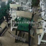热销双辊滑用挤扁机 花生专用压胚机 供应花生米碎粒机械