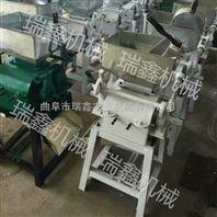多功能花生破碎机 小型单相电挤扁机 生产供应熟花生米破碎机