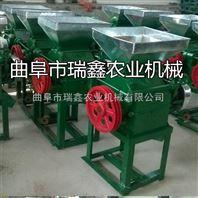 花生米压碎机 粉碎机生产厂家 小麦挤扁机