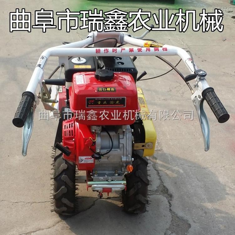 汽油13马力田园管理机 大葱种植培土机视频 甘蔗中耕培土机