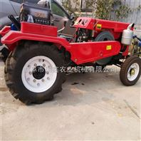 四轮拖拉机大型柴油拖拉机微型旋耕开沟悬挂犁地机