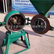 立式小麦粉碎机 小麦玉米磨面机 电动高效五谷杂粮磨粉机