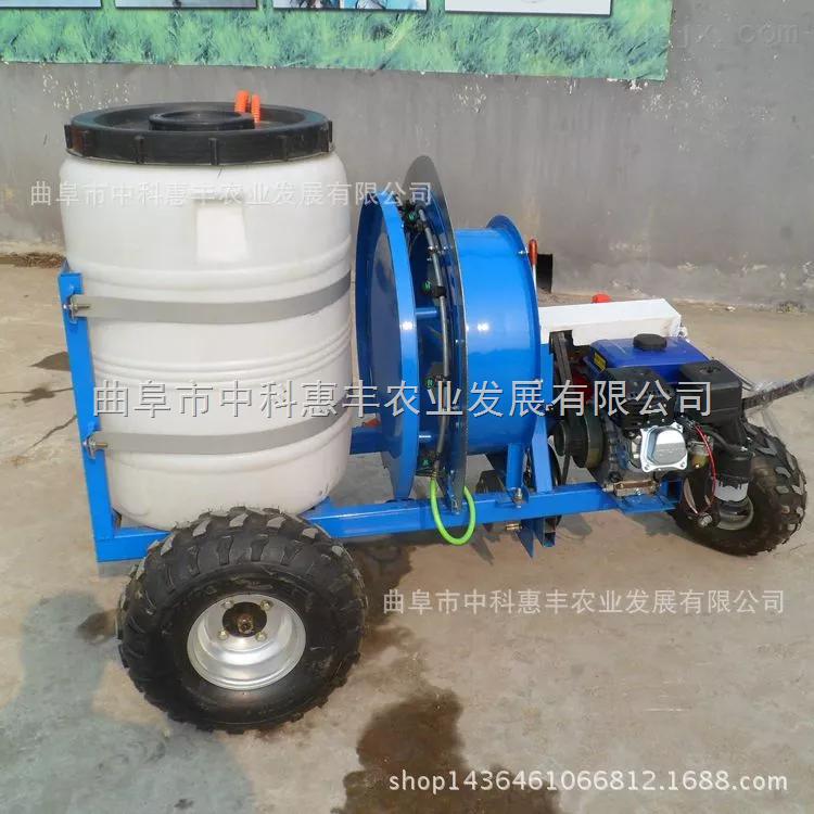 zk-1型载人三轮车打药车农业植保机械打药车高压自动喷雾均匀防虫害