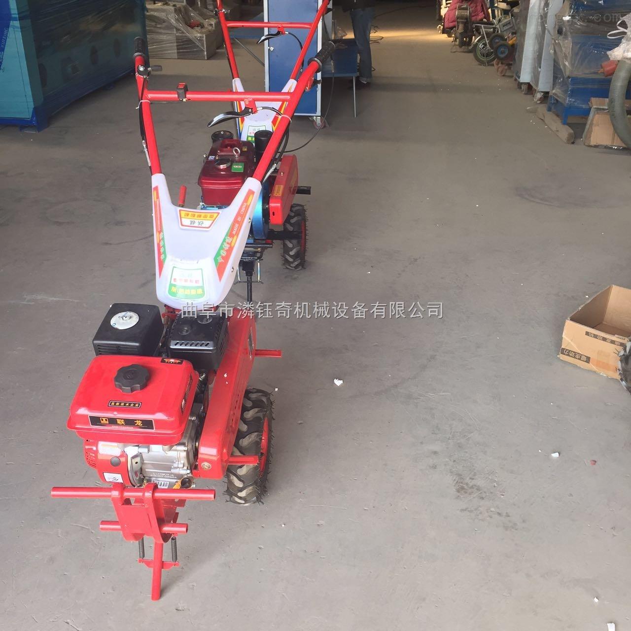 LY-23-農機起壟器 風冷柴油微耕機 全能兩驅旋耕機