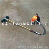 微型手持式松土除草机 汽油旋耕机