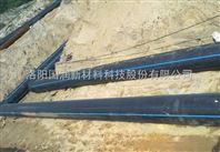 陕西HDPE供水管道厂家