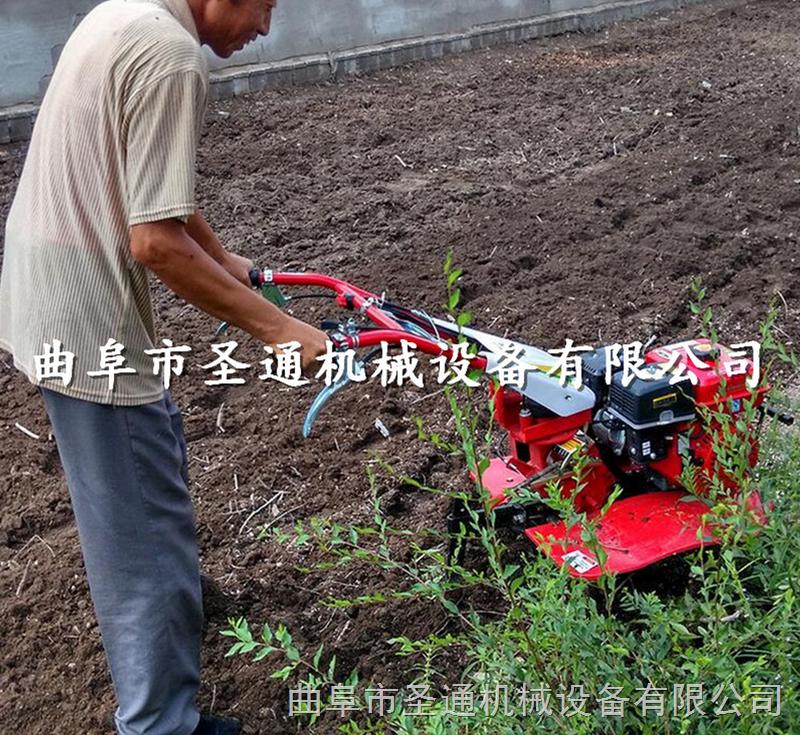 茶园中耕除草机 多功能松土微耕机