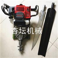 厂家直销便携式汽油起树机 大铲头汽油挖树机 杏坛花圃移栽起树机